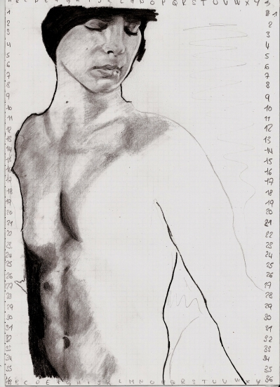Tom Kaulitz by janine